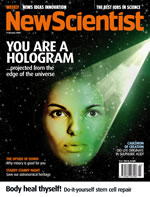New Scientist magazine - 17 January 2009